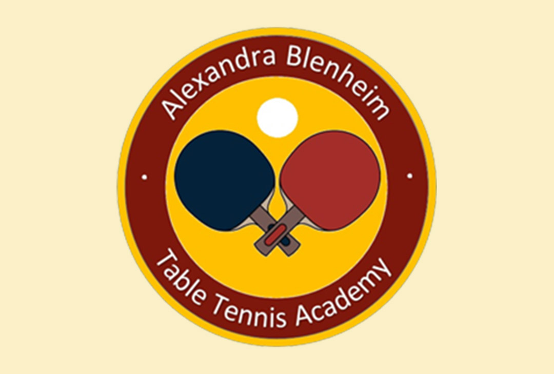 Logo - Alexandra Blenheim Table Tennis Academy
