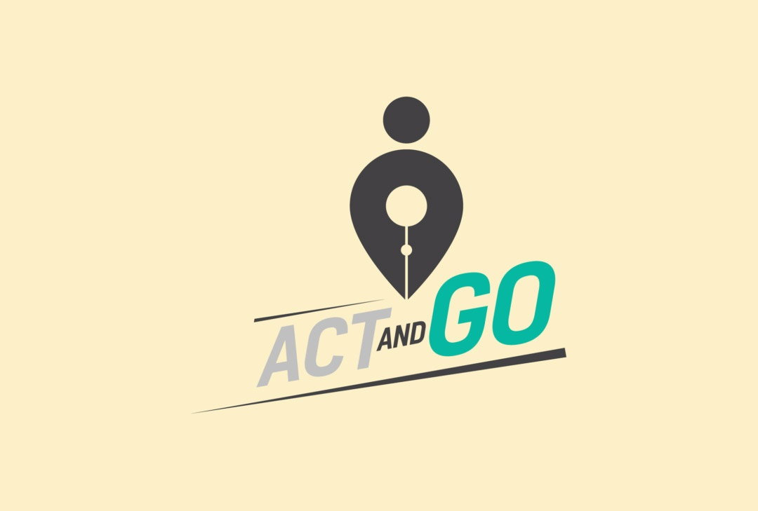 Logo - Act and Go